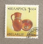 Sellos de Europa - Bielorrusia -  Cerámica