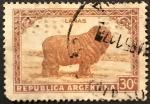 Sellos del Mundo : America : Argentina : Lana
