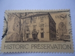 Sellos de America - Estados Unidos -  Decatur House, Washington, D.C - Serie:Historic Preservation (1819)