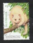Sellos del Mundo : Oceania : Australia : Hemibelideus lemuroides