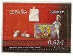 Sellos del Mundo : Europa : España : Navidad 2009. Llegan los Reyes Magos.