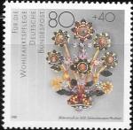 Sellos de Europa - Alemania -  joyas