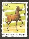 Sellos de Africa - Benin -  867