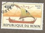 Sellos de Africa - Benin -  1045