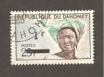 Sellos de Africa - Benin -  SC45