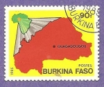 Sellos del Mundo : Africa : Burkina_Faso : 677