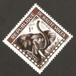 Sellos de Africa - Burkina Faso -  O1