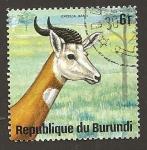 Sellos de Africa - Burundi -  483A