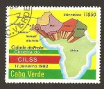 Sellos del Mundo : Africa : Cabo_Verde : 422