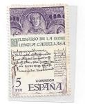 Sellos del Mundo : Europa : España : 2428 - Melenario lengua Castellana