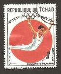 Sellos de Africa - Chad -  203
