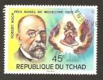 Sellos de Africa - Chad -  316