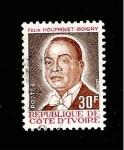 Sellos de Africa - Costa de Marfil -  787