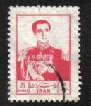 Sellos del Mundo : Asia : Irán : Mohammad Rezā Shāh Pahlavī (1919-1980)