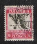 Sellos del Mundo : America : Colombia : Recursos Naturales, Bananos