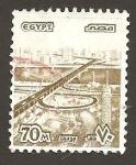 Sellos de Africa - Egipto -  1062