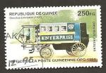 Sellos de Africa - Guinea -  1319