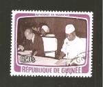 Sellos de Africa - Guinea -  764