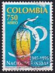 Sellos del Mundo : America : Colombia : Naciones Unidas