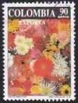 Sellos del Mundo : America : Colombia : exporta