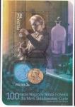 Sellos de Europa - Polonia -  Curie