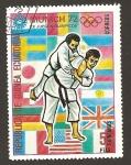 Sellos de Africa - Guinea Ecuatorial -  7248