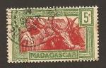 Sellos de Africa - Madagascar -  150