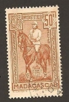 Sellos de Africa - Madagascar -  182