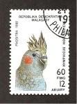 Sellos de Africa - Madagascar -  1115