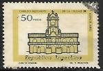Sellos de America - Argentina -  Cabildo de Buenos Aires