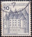 Sellos de Europa - Alemania -  Schloss Glücksburg