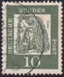 Sellos del Mundo : Europa : Alemania : Dürer