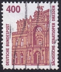 Sellos de Europa - Alemania -  Sächsische Staatsoper