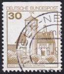 Sellos del Mundo : Europa : Alemania : Schloss Ludwigstein
