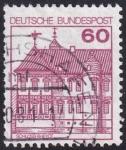 Sellos del Mundo : Europa : Alemania : castillo Rheydt