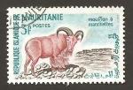 Sellos de Africa - Mauritania -  122