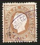 Sellos de Africa - Mozambique -  21