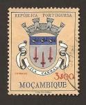 Sellos de Africa - Mozambique -  416