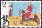 Sellos de Europa - España -  día del sello '84