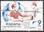 Sellos de Europa - España -  mundial '82