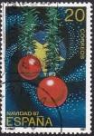 Sellos del Mundo : Europa : España : Navidad '87