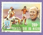 Sellos de Africa - Níger -  416