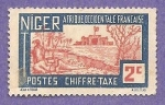 Sellos de Africa - Níger -  J9