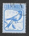 Sellos de America - Cuba -  2457 - Colibrí