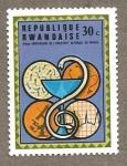 Sellos de Africa - Rwanda -  676
