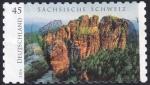 Sellos de Europa - Alemania -  Sächsiche Schweiz
