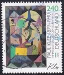 Sellos del Mundo : Europa : Alemania : Paul Klee
