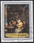 Sellos de Asia - Emiratos Árabes Unidos -  David Teniers