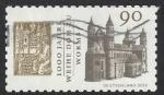 Sellos del Mundo : Europa : Alemania : 1000 años de la consagración de la  Catedral