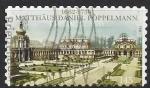 Sellos del Mundo : Europa : Alemania : 350 aniversario del nacimiento Matthäus Daniel Pöppelmann